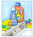 Laundry Cleaning products