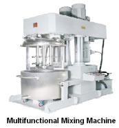 Multifunctional Mixing Machine